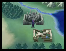 The overworld (DS)