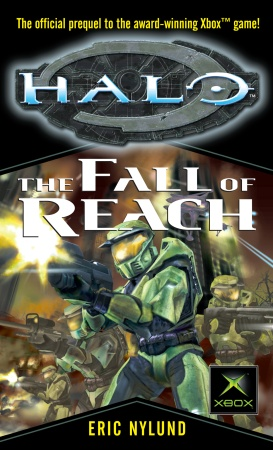 The first Halo novel