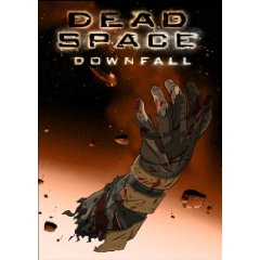 Dead Space: Downfall DVD box art.