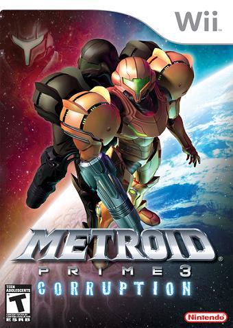 Metroid Prime III: Corruption