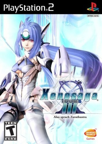 If you want to know about how much I paid for a copy of Xenosaga Episode III, feel free to check eBay prices and then question my judgement