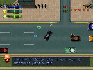 The top-down view that GTA was once known for.