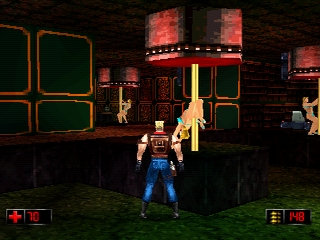 Duke Nukem: Time to Kill was one of three third-person action games in the franchise.