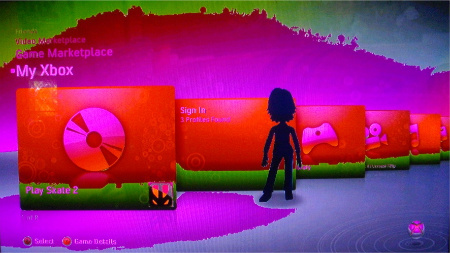 The Psychedelic Xbox Experience
