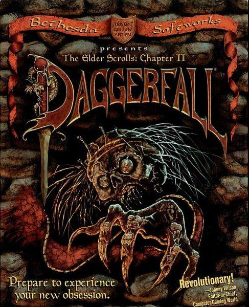 The Elder Scrolls II: Daggerfall.