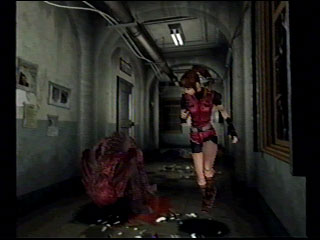 Hey, Capcom, if you feel like making a remake of Resident Evil 2, I'm 100% behind you.