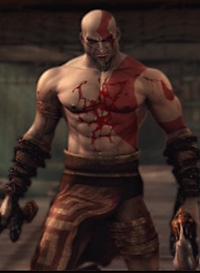 Bloody Kratos