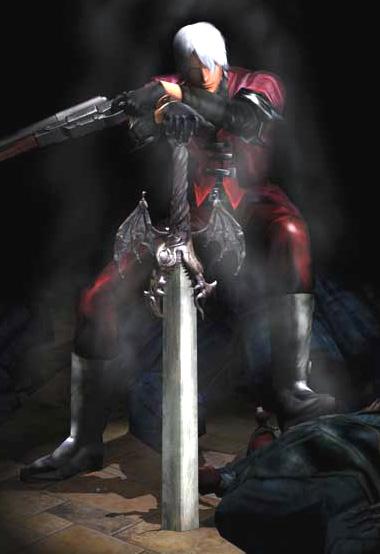 Dante in his glory days.