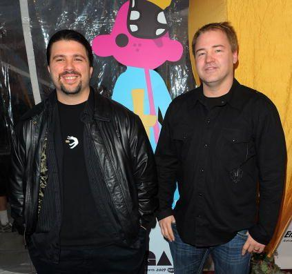 Jason West and Vince Zampella are working on a new, still unannounced shooter over at Respawn.