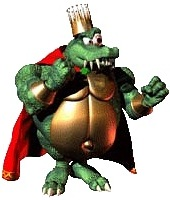 King K. Rool as featured in Donkey Kong Country
