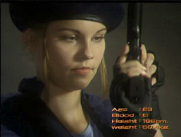 Jill as portrayed by Inezh in the original Resident Evil