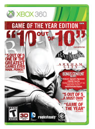 Game of the Year Art 360