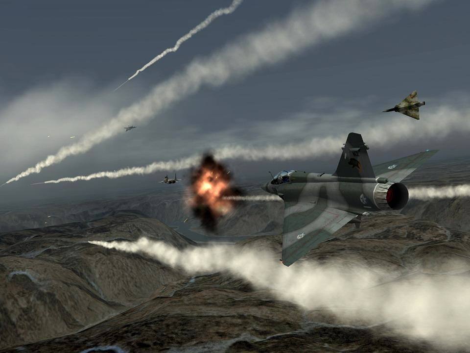tl:dr - I like jets and explosions.