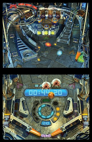 The game was developed by Fuse Games, developers of Mario Pinball Land.