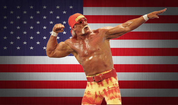 HOGAN ALWAYS GOES OVER BROTHER!!!!!