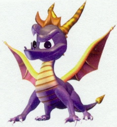 Eager players got an early look at Spyro 2