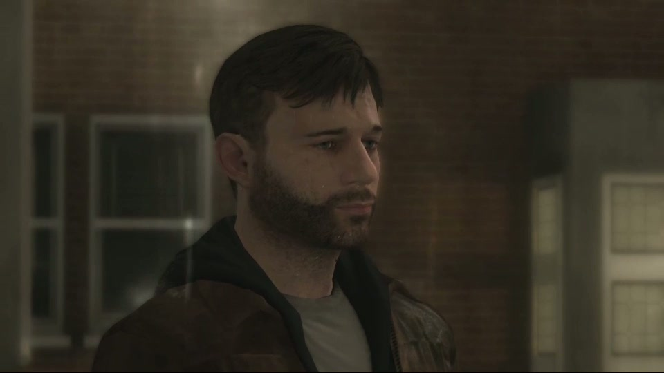 I'll give the game props for perfectly reflecting my face as I watched the ending.