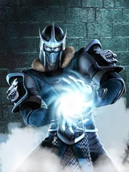 Sub-Zero in Mortal Kombat: Deception