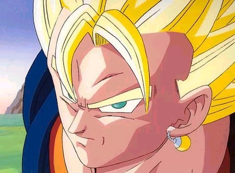 Super Vegito is statistically the most powerful character in the Dragon Ball Z storyline.