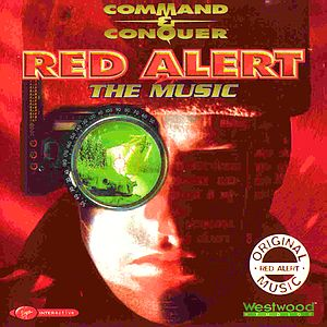 Red Alert's music was released via Westwood's official site.