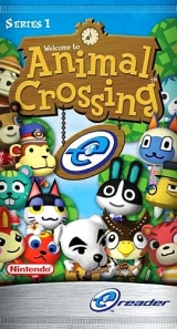 The Animal Crossing cards were released in several series.