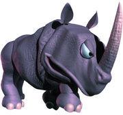Rambi the Rhino