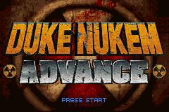 Duke Nukem Advance shares many of its concepts with Duke Nukem 3D.