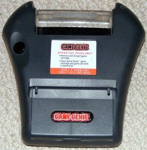 Game Gear Game Genie