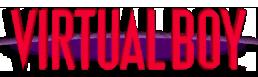 Virtual Boy logo.