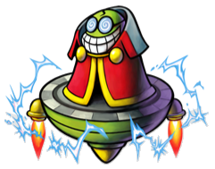 Fawful in Mario & Luigi: Bowser's Inside Story