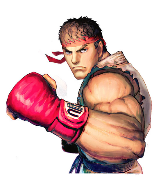 My Guy I've Been Using Most. Good ol Ryu!