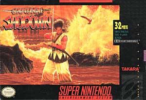 Port of Samurai Shodown for the SNES