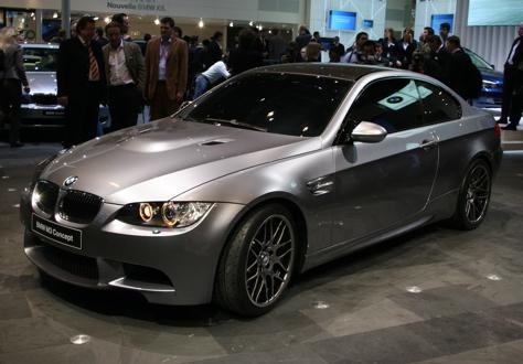 BMW M3 V8 Engine