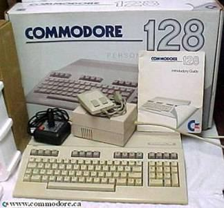 The C128 Retail Package