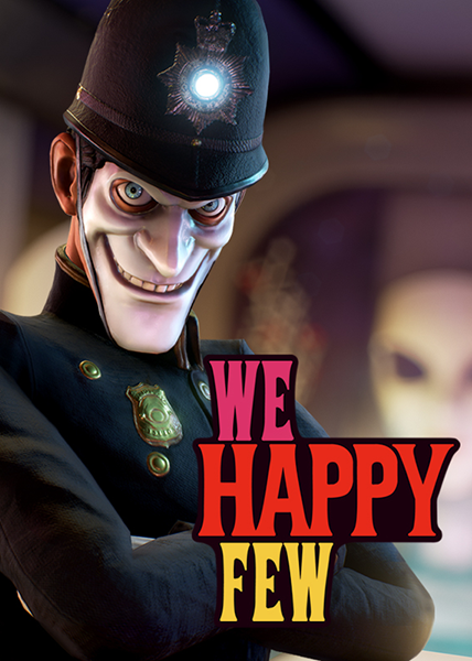 stordoff welcomes you in discussing the early builds of We Happy Few on his blog!