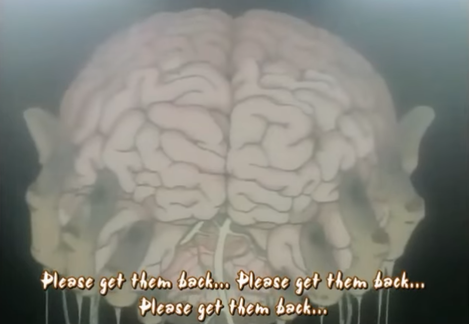 I mean, how many anime have you seen that revolve around chasing after a zombified brain?