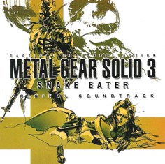 Metal Gear Solid 3 Soundtrack Cover