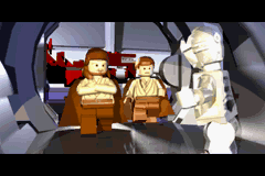 In game cutscenes add humor and life to ordinarily static Legos.