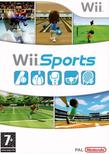 Wii Sports - 2007 Winner