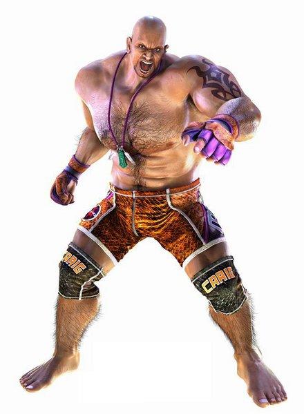 Craig Marduk as he appears in Tekken 5: Dark Resurrection