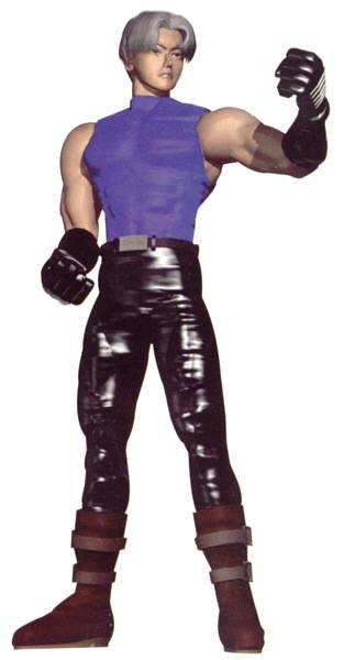Lee's Tekken 2 artwork