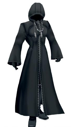 A cloaked Organization member