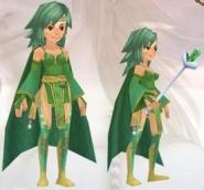 Rydia's Square Enix Member Avatar Costume