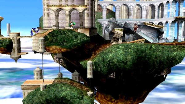 Old stages also make a comeback, for those stuck in the past.
