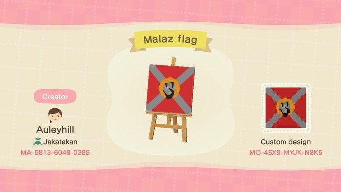 Malazan Empire Flag