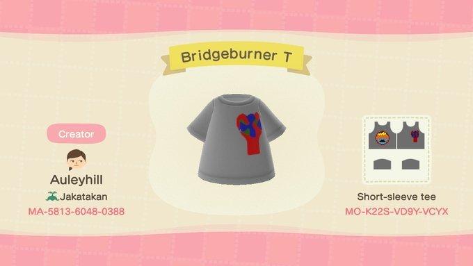 Bridgeburner T-Shirt.