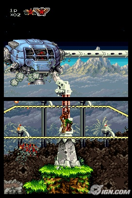 Minibosses like this are scattered throughout the game, and in this case can be controlled.