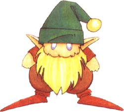 Gnome - The Earth Elemental