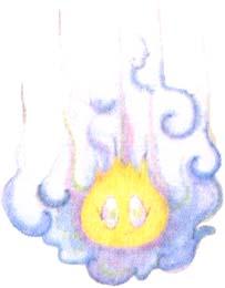 Lumina, The Light Elemental