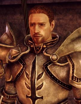 Cullen in Dragon Age: Origins.